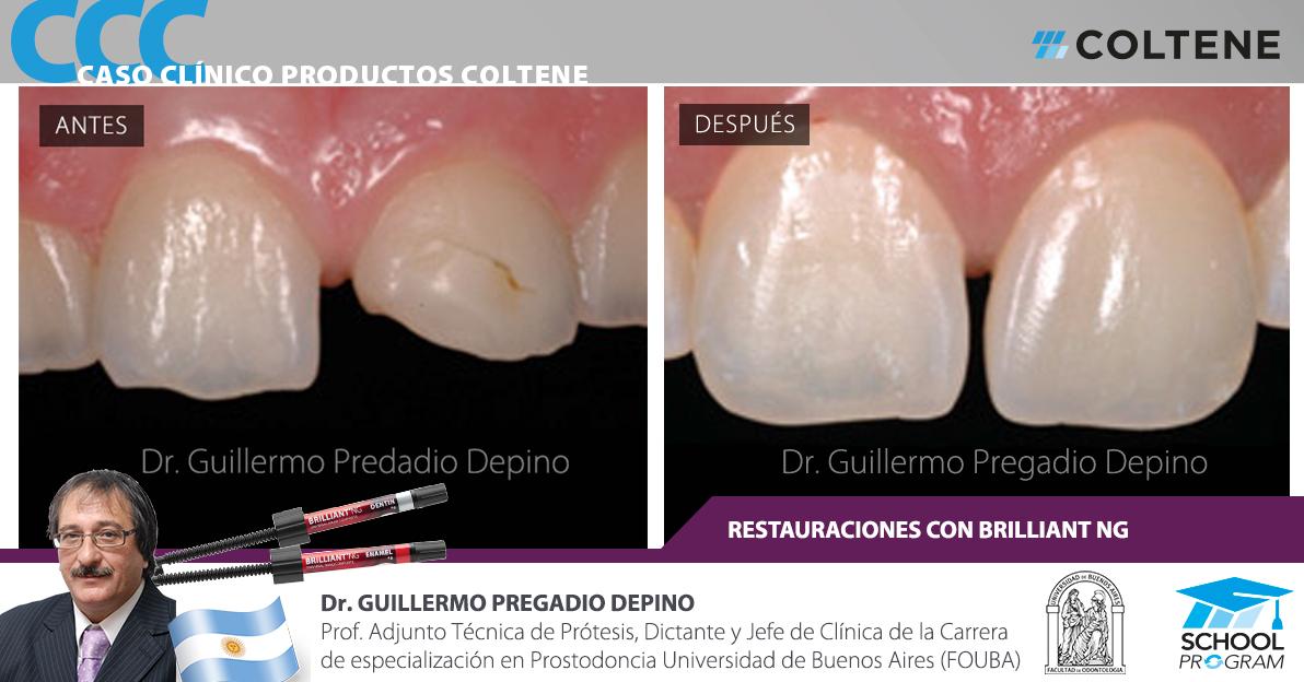 Caso Clínico Dr. Guillermo Depino