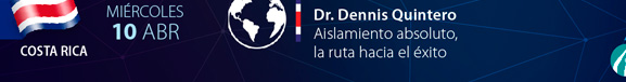 Miércoles 10 - Costa Rica - Dr. Dennis Quintero