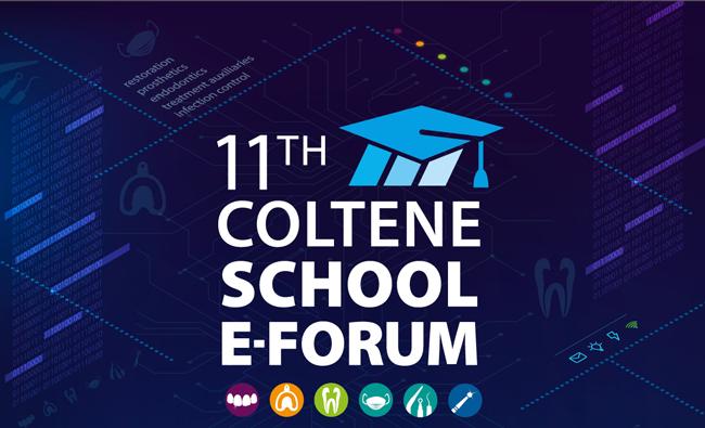 11th Coltene School E-Forum del 07 al 11 de Octubre de 2019