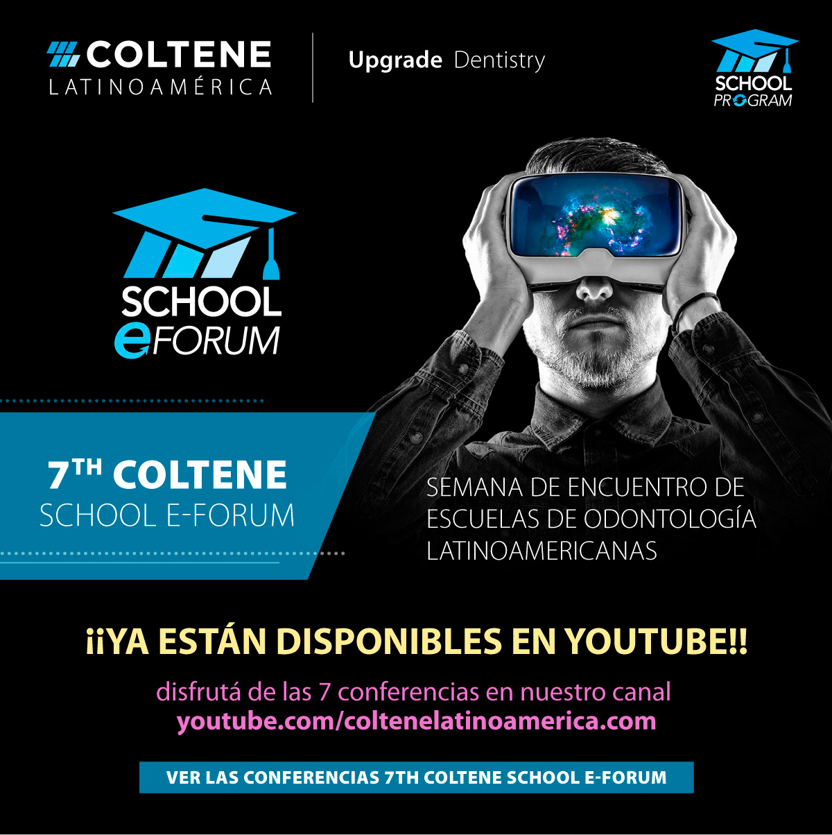 7th Coltene Scholl E-Forum EN YOUTUBE