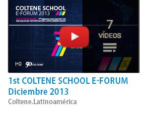 1st Coltene School E-Forum