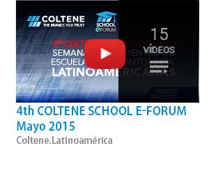 4th Coltene School E-Forum