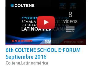 6th Coltene School E-Forum