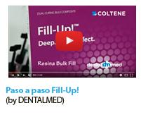 Paso a paso Fill-Up!(by DENTALMED)
